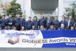 Concluso il contest mondiale del personale tecnico Roland DG