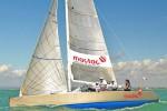 Il boat wrapping Mactac al Trofeo Incarbona