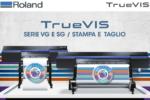 Roland DG lancia il sito TrueVIS