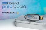 Roland DG lancia il nuovo software PrintStudio Caldera