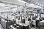 Pixartprinting: installati i sistemi Komori HUV/LED HUV