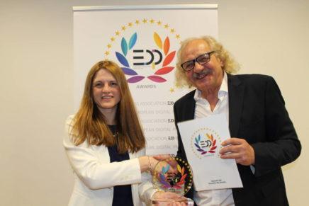 La serie TrueVIS SG di Roland DG riceve il premio EDP Award
