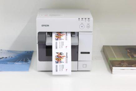 Più efficienza grazie alle ColorWorks di Epson