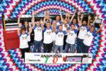 Agfa Graphics festeggia la centesima Anapurna in Italia