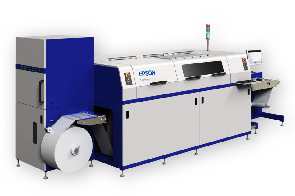 Epson a Labelexpo 2017: stampanti e sistemi industriali per etichette