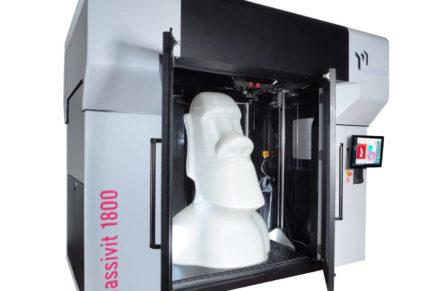 Colorzenith acquista la stampante 3D Massivit 1800