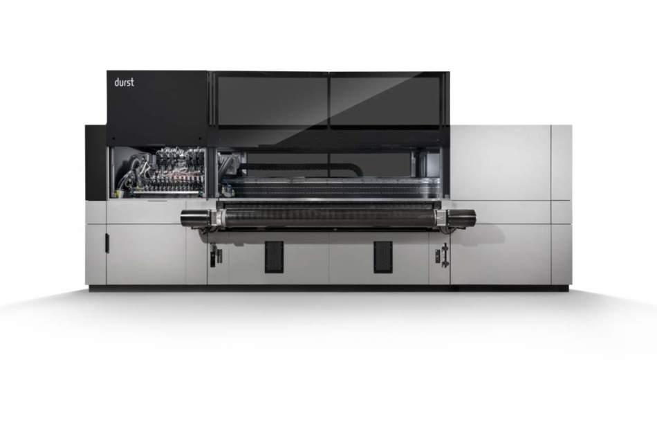 Durst presenta P5, la nuova piattaforma tecnologica per la stampa inkjet