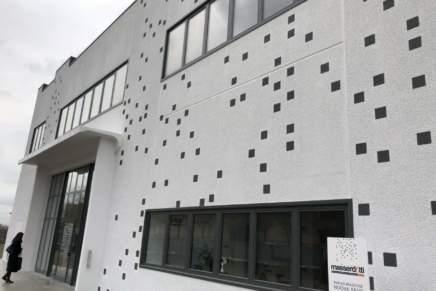 La nuova sede del Gruppo Masserdotti: una sfida vinta