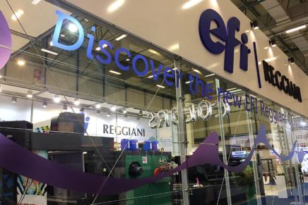 EFI, tecnologie avanzate per la stampa tessile