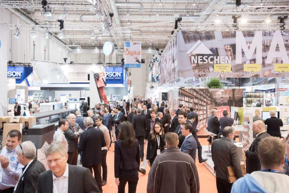 La stampa decolla a Fespa Global Print Expo 2018