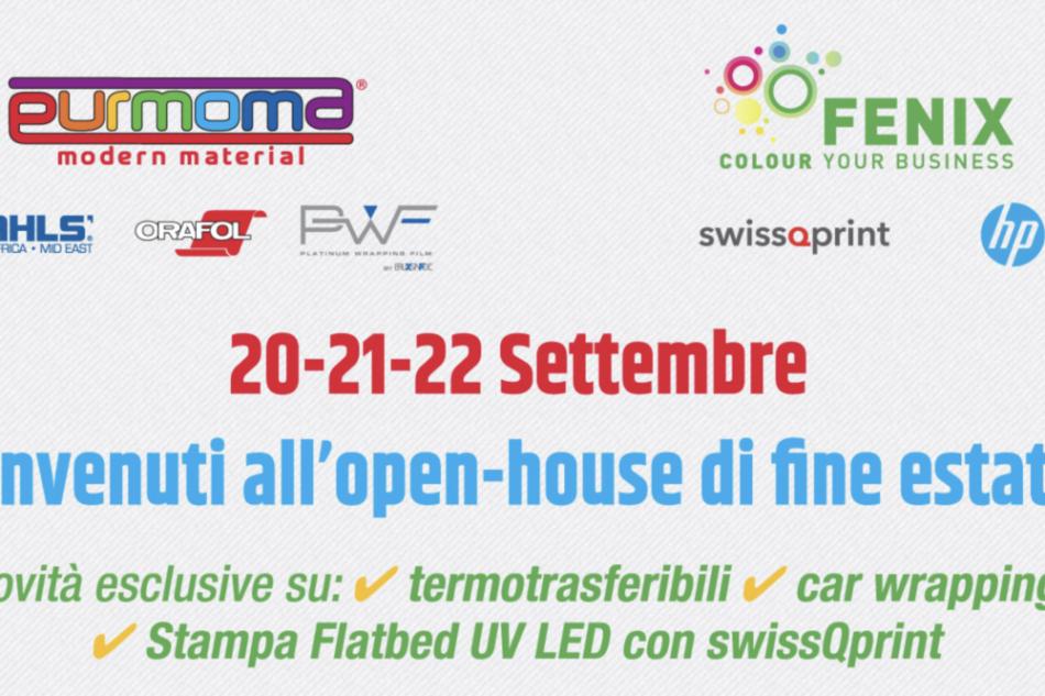 Open House Eurmoma: tre giorni di anteprime e la partnership con Fenix Digital Group