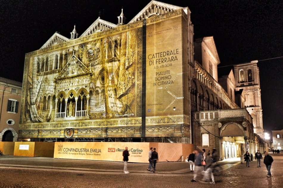 Gruppo Masserdotti firma la copertura del Duomo di Ferrara