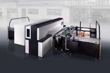 Graf Color: prima installazione italiana di Durst Delta WT 250